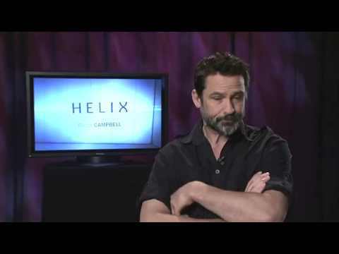 Helix Season 1 Exclusive: Billy Campbell
