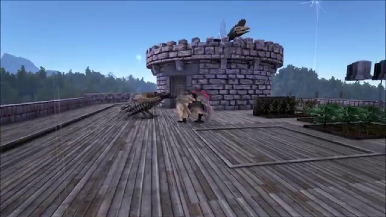 ark survival evolved advanced architecture spotlight youtube
