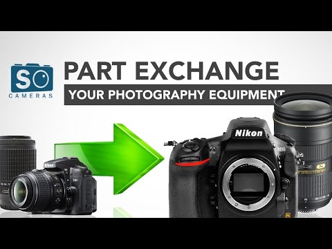 SO Cameras - Part Exchange, Sell your Sony or Nikon DSLR Camera or Lens Online