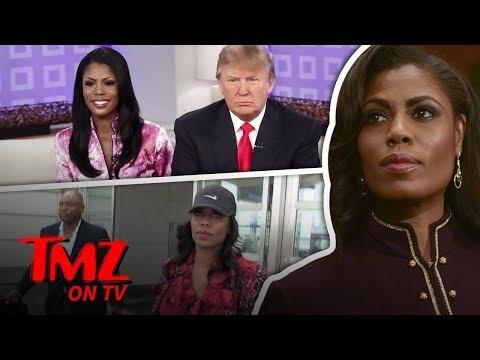 Omarosa Is OVER Trump!   TMZ TV