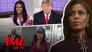 Omarosa Is OVER Trump! | TMZ TV