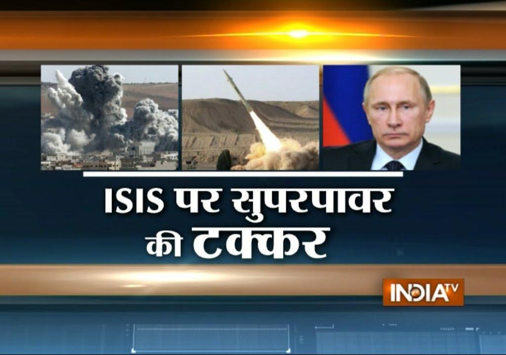 Who Is A Better Strategist On Isis Barack Obama Or Vladimir Putin India Tv