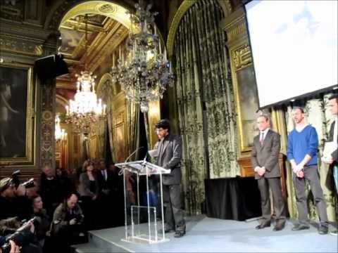 Emilio Morenatti, prix Lucas Dolega 2011