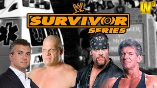 WWE Survivor Series 2003 Review | Wrestling With Wregret