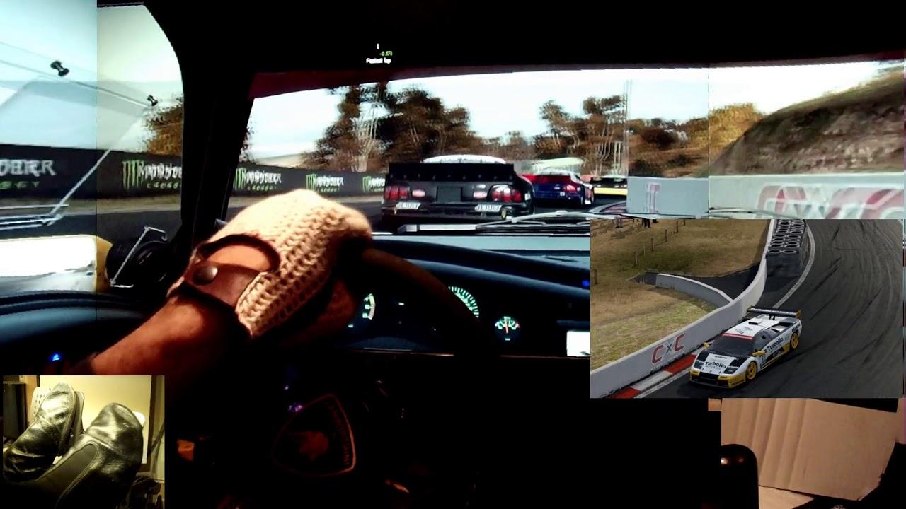 Pc2 Bathurst Lamborghini Diablo Gtr Retro Gto Ace Ai Race