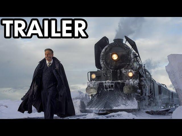 ASESINATO EN EL ORIENT EXPRESS | Tráiler | 24 de noviembre en cines