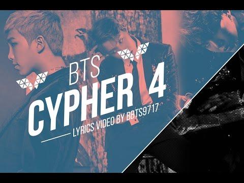 BTS (Rap line) - Cypher pt. 4 Lyrics [ENG/KOR]