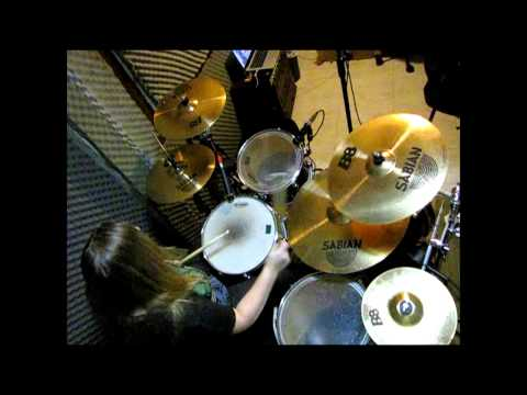 Tonight Alive - The Ocean I Ursula Patitucci Drum Cover