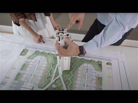 Съвместен филм между Atlantis и фирма REHAU за проекта Residence Park
