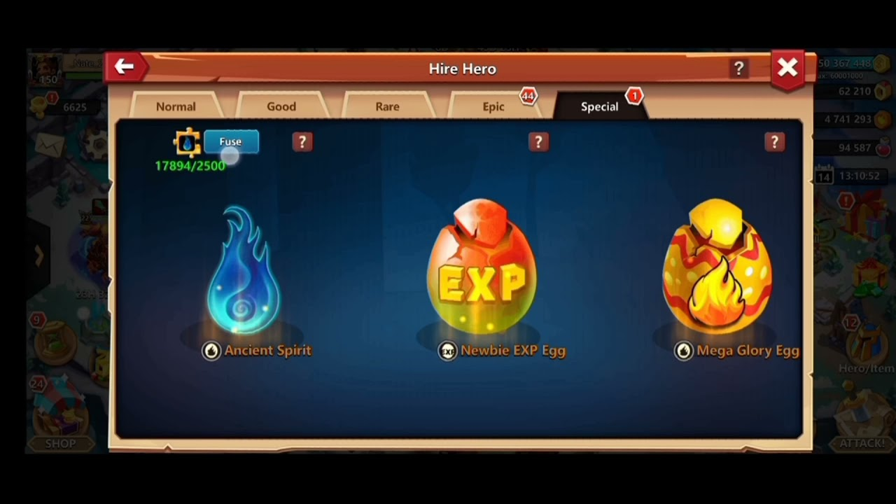 Download Clash of Lords 2: Infinity pack- what are they?