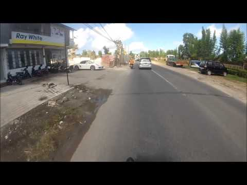 Bali Scooter Crash
