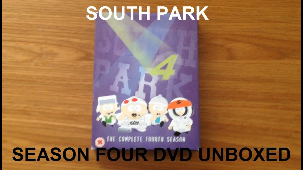 south park season 4 dvd box set review youtube. Black Bedroom Furniture Sets. Home Design Ideas