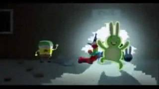 SpongeBob SquarePants - Party Rock Anthem (LMFAO)
