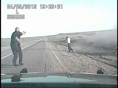 Police Dash Cam Video Captures Dramatic Chase And Pursuit