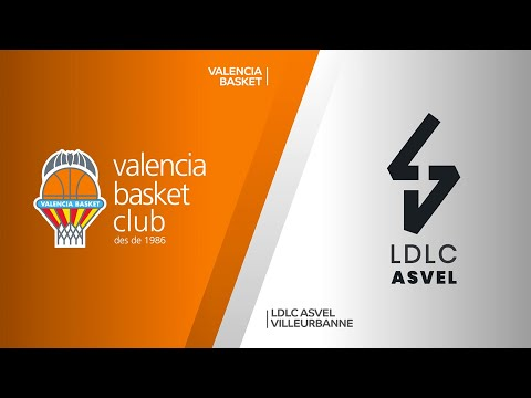 Valencia Basket - LDLC ASVEL Villeurbanne Highlights | Turkish Airlines EuroLeague, RS Round 1