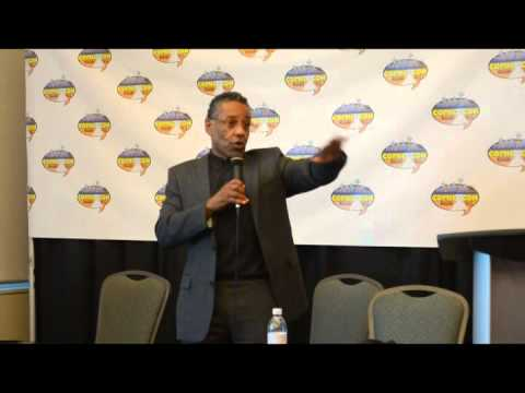 Giancarlo Esposito Q and A at The Niagara Falls Comic Con