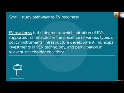 Municipal Electric Vehicle (EV) Readiness and Electric School Buses