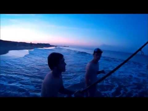 Virginia beach surf fishing stargazer doovi for Surf fishing virginia beach