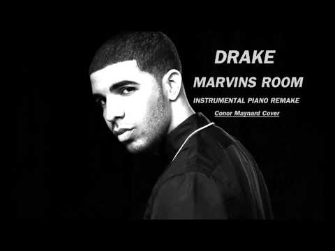 Drake - Marvins Room [Piano Instrumental Remake]