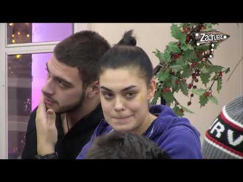 Zadruga 2 - Karađorđe i Mina se svađaju zbog Aleksandre - 12.01.2019.