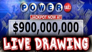 Powerball Drawing 1/9/2016 - LIVE Winning Numbers