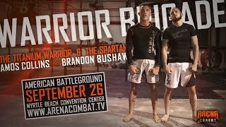 American Battleground Video Blog #6: Enter the Warrior Brigade