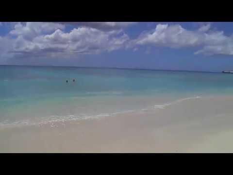 Paradise Beach, Barbados, March 2016