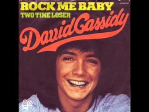 David Cassidy - Rock Me Baby
