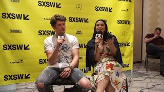 Camila Mendes & Brett Dier: Sex choreography in Riverdale & Sugar Babies in The New Romantic