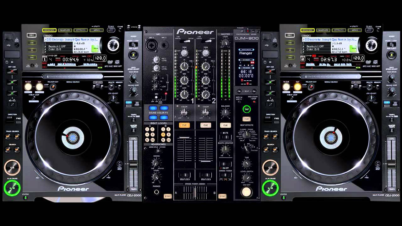 virtual dj pioneer cdj2000 electro dutch mix youtube. Black Bedroom Furniture Sets. Home Design Ideas