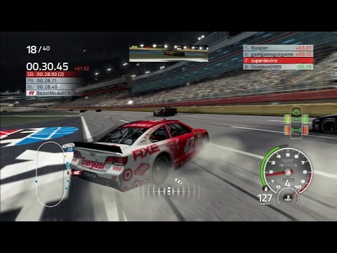 NASCAR 14: (TVXS) BANK OF AMERICA 500 - CHARLOTTE MOTOR SPEEDWAY