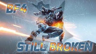 Battlefield 4 Online is still messed up