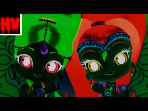 Shimmer and Shine - Theme Song (Horror...
