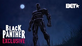 Black Panther, Ep. 1 - Actor Djimon Hounsou Stars As T'Challa