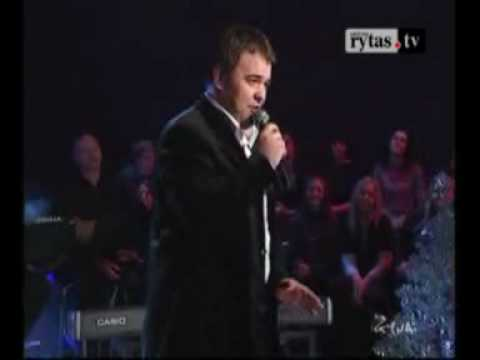 Vaidas Vysniauskas – Buk mano meile (Besame mucho)