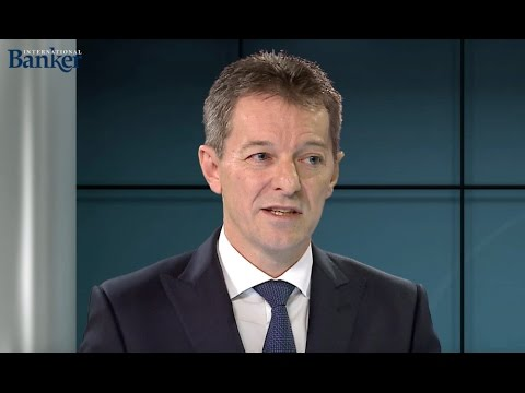Mr. Johan Thijs, CEO of KBC Group - International Banker