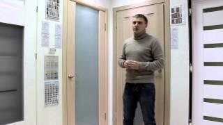 видео Конструкции финских межкомнатных дверей