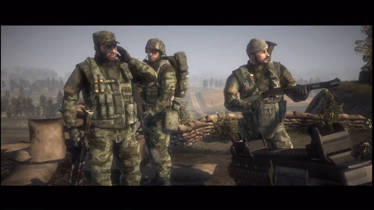 Battlefield bad company campaign welcome to bad - Battlefield bad company 1 wallpaper ...