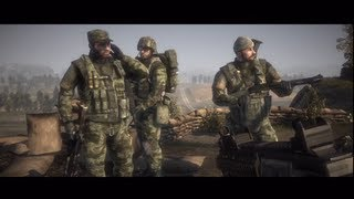 Battlefield: Bad Company - Campaign - Welcome to Bad Company - Part 1 of 4