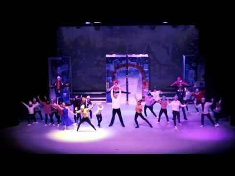 Dance Academy -  Suwalki in Dance Performance  Snow Queen