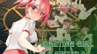 FIGHTING GIRL SAKURA-R - Gameplay Part 1