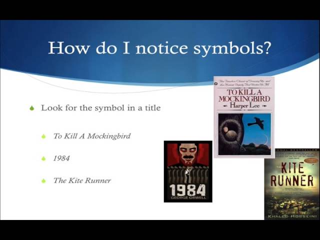 Example Of A Symbol In Literature Book Review Essay Example Book