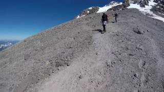 Glacier Peak - Summit Ascent - 2016-07-24