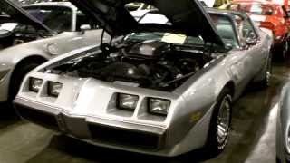 Pontiac Trans Am with T-Tops