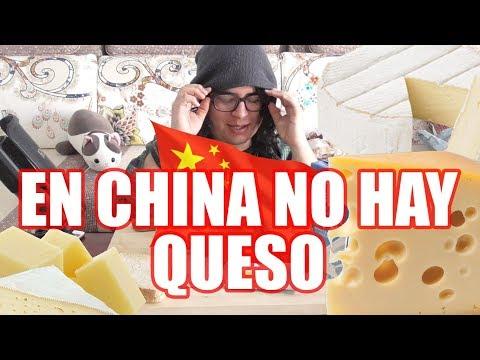 ¡EN CHINA NO HAY QUESO! | Lácteos Y Leche En El País Asiático.