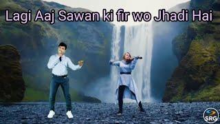 Lagi Aaj sawan ki fir wo jhadi hai. Cover song by Rajesh Goswami.