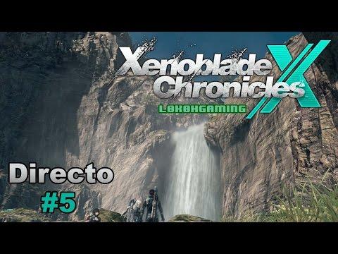 Xenoblade Chronicles X - Directo 5# - Español - Cooperativo Online y  Misiones Secundarias del Skell
