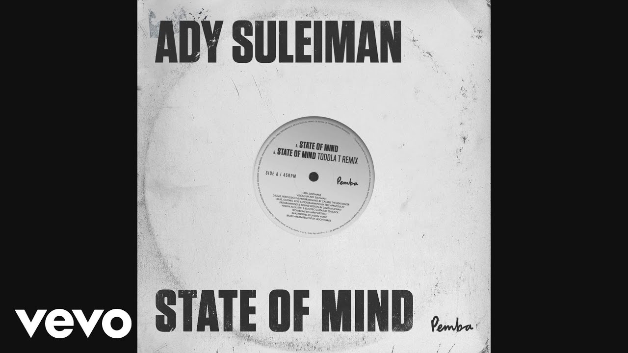 Ady Suleiman Longing For Your Love ady suleiman - state of mind (audio)