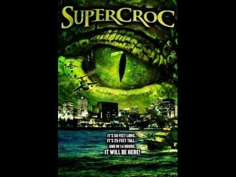Lethal Alligator Supercroc  Il grande predatore