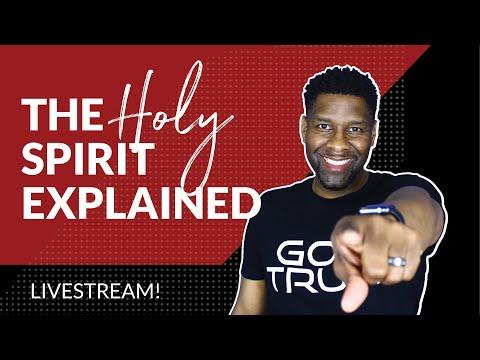 The Holy Spirit EXPLAINED | MASTERCLASS